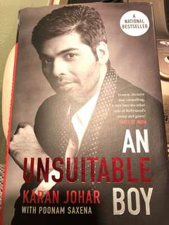 Karan Johar's -An Unsuitable Boy