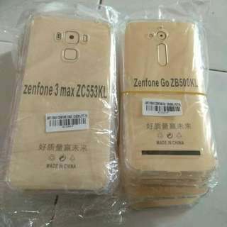 Softcase Anti Crack Asus Zenfone All Type