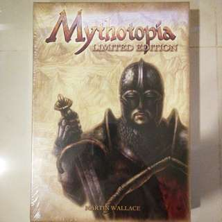 Mythotopia Limited Edition Board Game