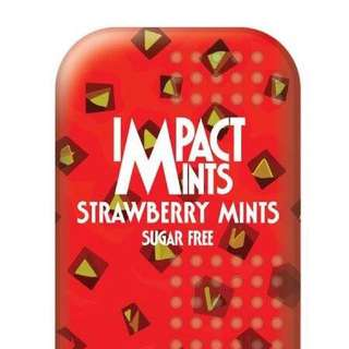 Impact Slim Slide Mints