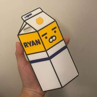 Kakao Friends Ryan Milk Carton iPhone6 Case