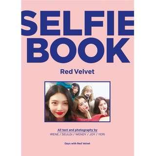 [PRE-ORDER] RED VELVET- SELFIE BOOK