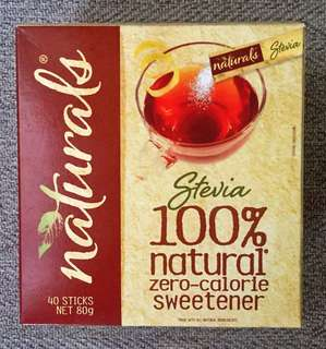 Naturals Stevia (Keto & Diabetic Friendly / Zero-Calorie)