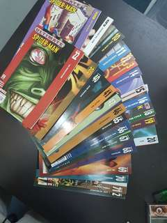 27 issue MARVEL COMICS ULTIMATE SPIDER MAN