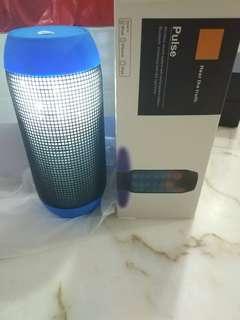 Wireless Bluetooth speaker pulse