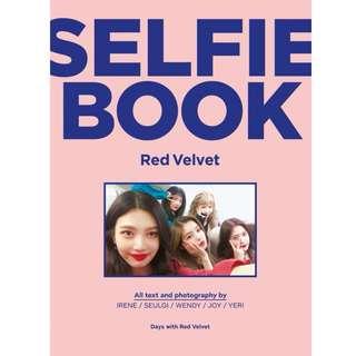 [PRE-ORDER] RED VELVET-SELFIE BOOK