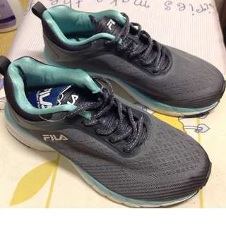Fila Women's Memory Foam Grey