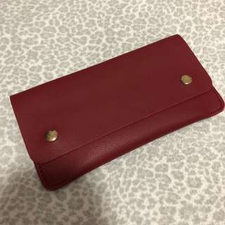 Red Wallet / Pouch