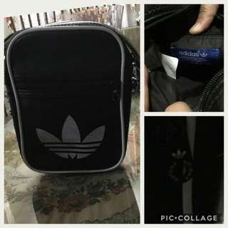 Authentic Addidas sling bag