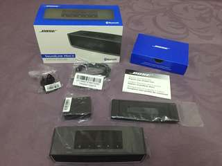 Original Bose Soundlink Mini 2 Bluetooth Speaker