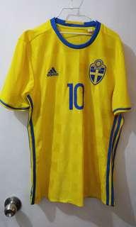 瑞典 主場 印#10 伊巴