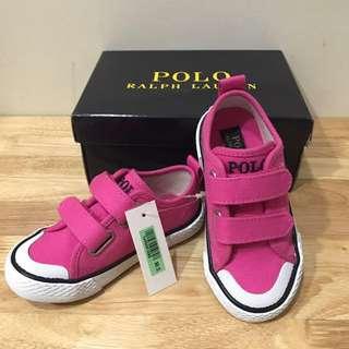 BNWT Authentic Polo Ralph Lauren Shoes
