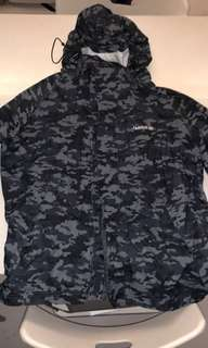 Shimano Camou Raincoat with pants