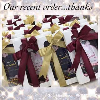 Yaasin Set... your ideal Islamic berkat/doorgift