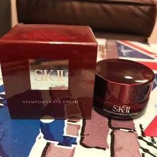 SK2 eye cream$300