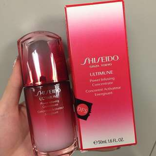 Shiseido Ultimune Power Infusing concentrate 精華 50ml