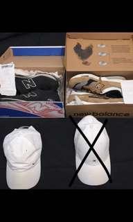 New balance // Nike