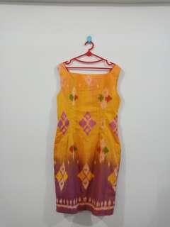 (new) Dress Tenun