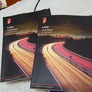 ICAEW FOUNDATION LAW TEXTBOOK AND QUESTION BANK