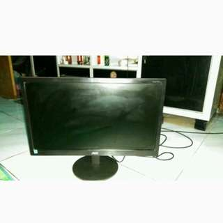 Monitor LED AOC 2070Swnl 20inci