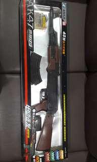 Yang Kai wbb AK47 Toy Rifle Spoilt