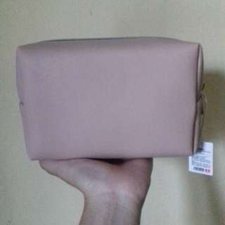 MINISO POUCH PINK COSMETIC