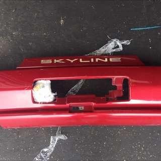 R32 GTR Rear Bumper rare !!
