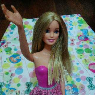 Barbie Mattel Original Ori Asli Boneka Ballerina Like New