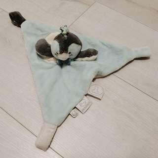 Noukies Penguin Comforter Soft Toy