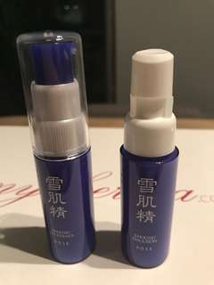 KOSE 雪肌精 Emulsion & Day Essence (20ml)