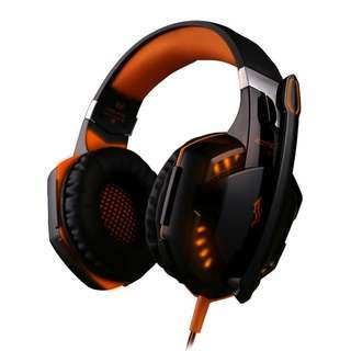 Kotion EACH G2000 Deep Bass Over-Ear Game Gaming Headset