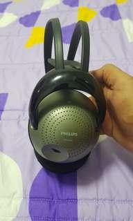 PHILIPS IR wireless headphone