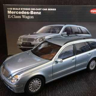 Kyosho Mercedes-Benz E-Class Wagon 1:18