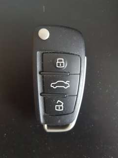Audi original remote key