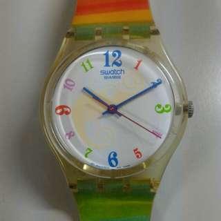 Swatch錶 瑞士製