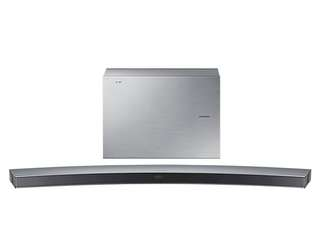 SAMSUNG CURVE SOUNDBAR HW J6501/XS with Bluetooth capabilities