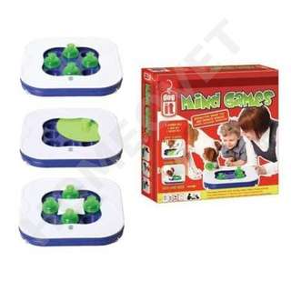 BNIB Dog it mind games 3 in 1