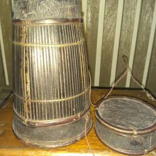 Bamboo Cage Old