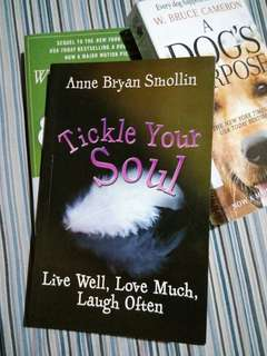 Tickle Your Soul & 40 Ways To Get Closer To God