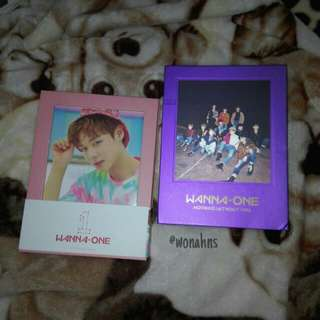 [WTS] Wanna One's albums