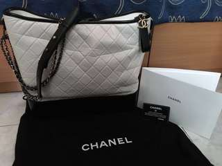 Chanel gabrielle hobo bag large