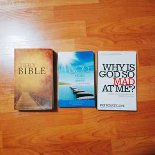 Christian Books Bundle (Read and helped me much)