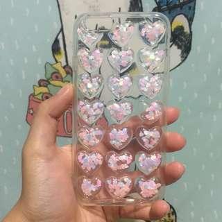 Iphone 6/6S Case Pink Transparent