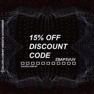 Zalora discount code (10)