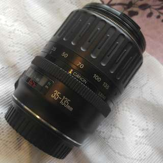 Canon EF 35-135mm USM
