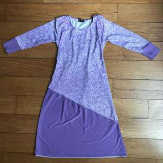 Purple Gamis for 2.5Y