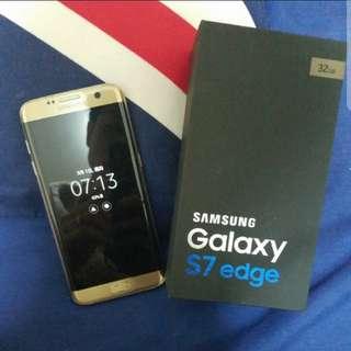 98%new SAMSUNG Galaxy S7 edge 32GB Dual sim