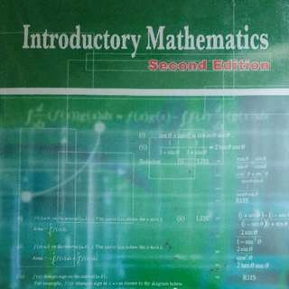 MA1301 Introductory Mathematics Study Materials