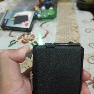 Cigarette Lighter Case