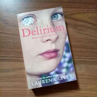Delirium novel